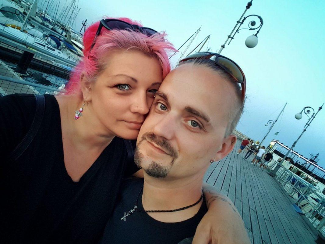 Chris und Antje Finsterer teilen eine Leidenschaft - Das Fotografieren. Foto: Chris Finsterer|||||