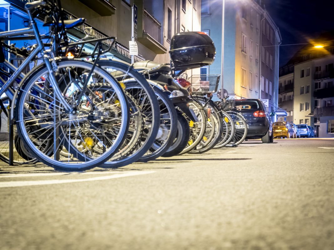 Fahrräder. Foto: Pascal Höfig