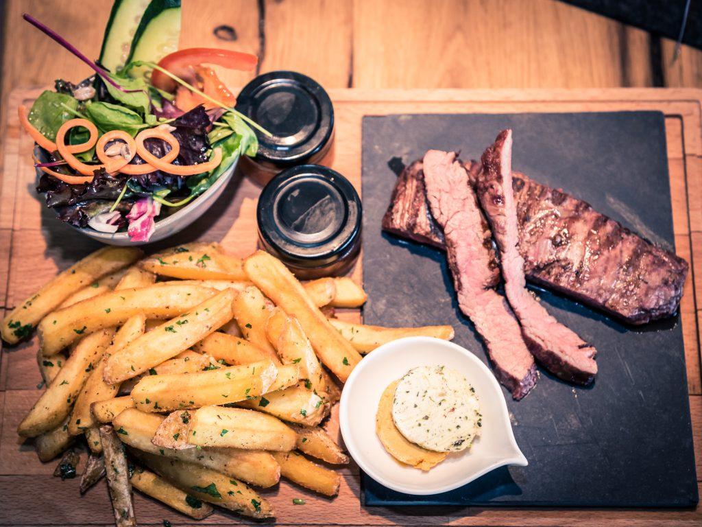 Ein richtig gutes Steak findet man nicht überall! Foto: Pascal Höfig