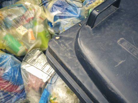 Müll Symbolbild. Foto: Dominik Ziegler.