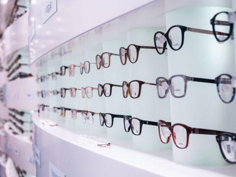 Brillen. Symbolfoto: Pascal Höfig