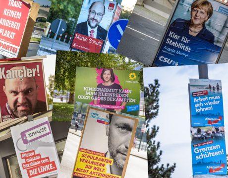 Als Werbung gedacht, für viele BürgerINNEN aber ein nerviges Ärgernis - Foto: Pascal Höfig.