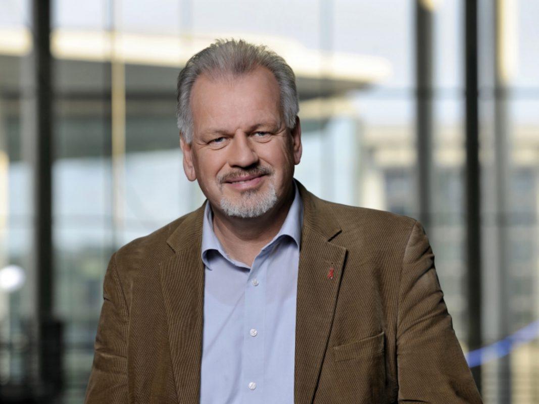 Harald Weinberg Vertritt den Wahlkreis 241 erneut im Deutschen Bundestag - Foto: Die Linke.