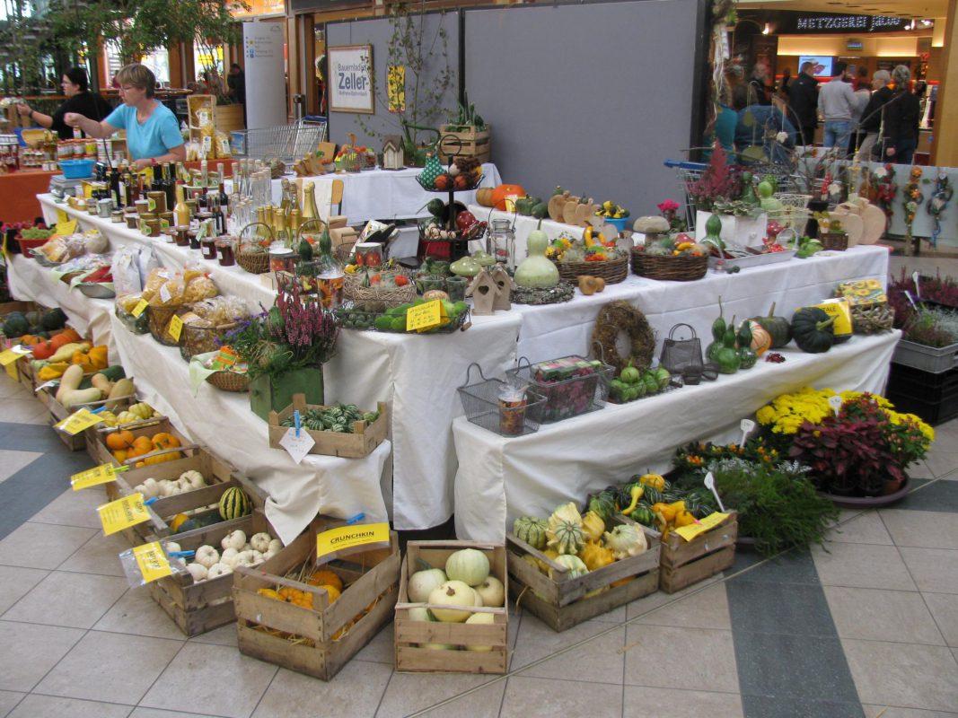 Das Herbstfest im Brücken-Center in Ansbach. Foto: Brücken-Center Ansbach