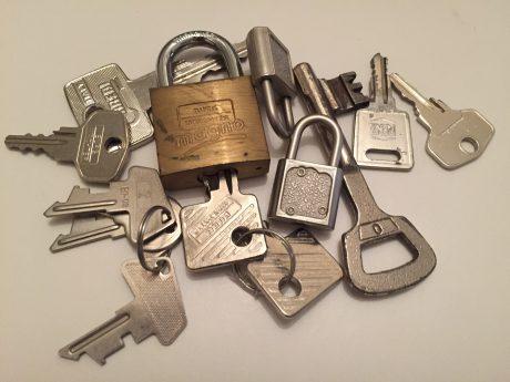 Schlüssel Schloss Sicherheit