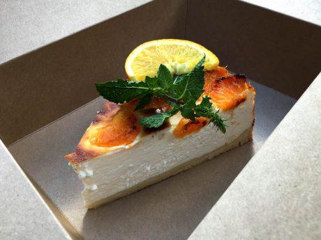So ein leckerer Käsekuchen geht doch immer! Foto: Anja Reichert