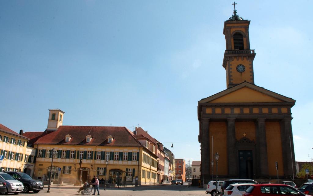Karlsplatz. Foto: Franziska Roos
