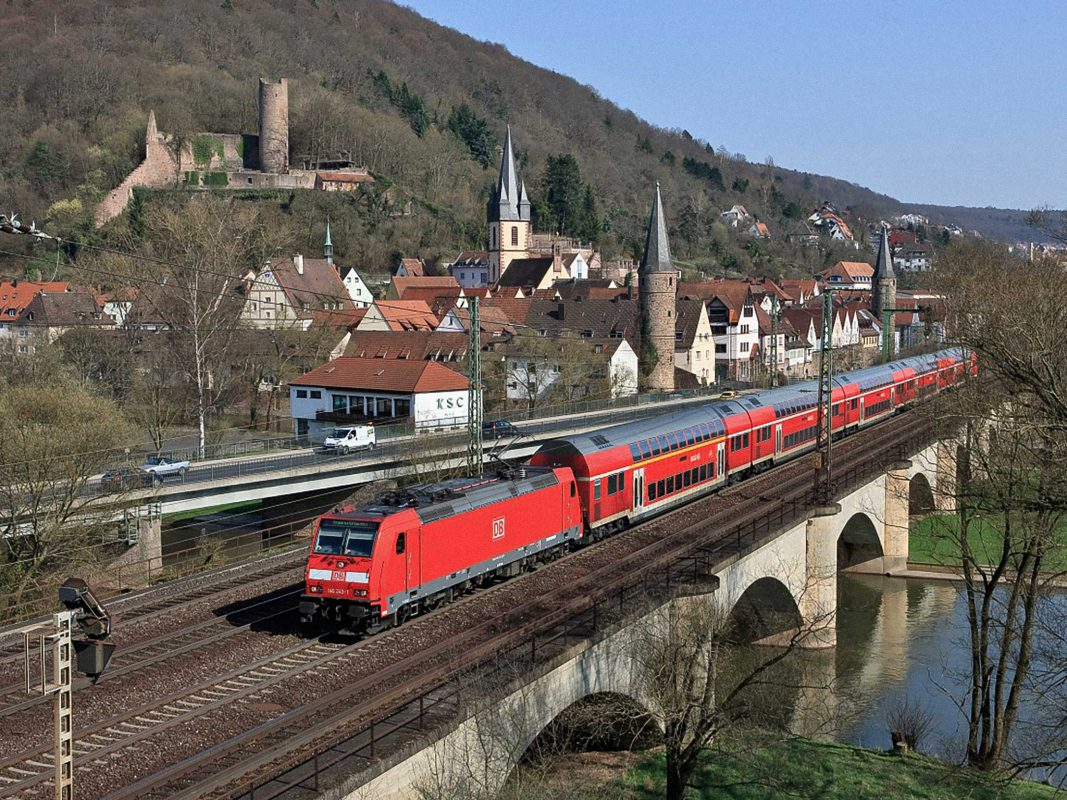 Toure mit Deinen Freunden und der DB Region durch Bayern. Foto: DB Regio