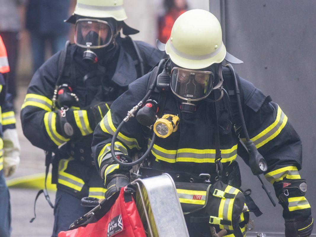 Feuerwehr Symbolfoto: Pascal Höfig