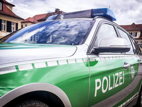 Streifenwagen der Polizei. Symbolfoto: Pascal Höfig