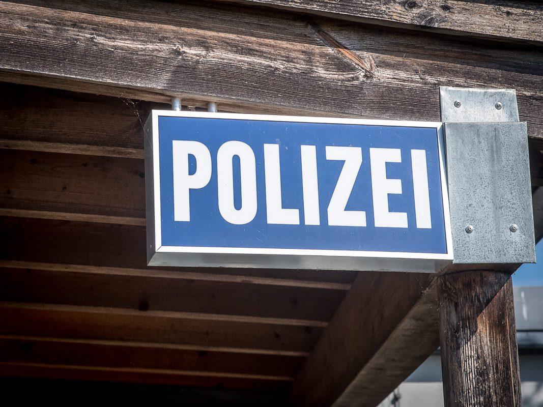 Polizeidienststelle. Foto: Pascal Höfig