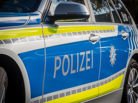 Streifenwagen der Polizei. Foto: Pascal Höfig