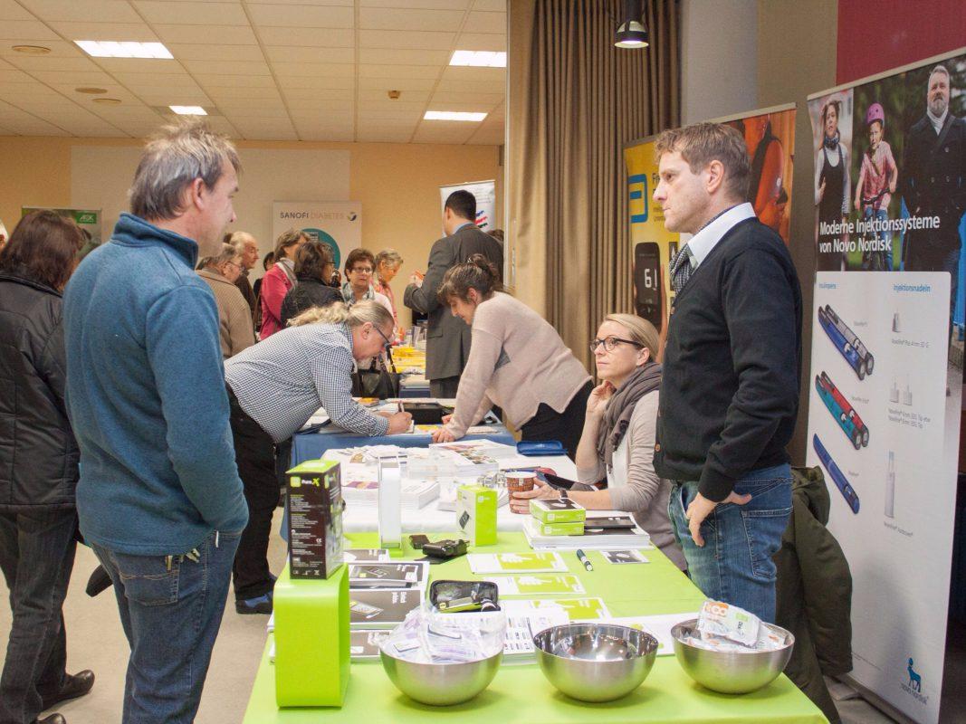 Das Klinikum Ansbach lädt zum 14. Diabetikertag mit vielen Vorträgen und Infomöglichkeiten. Foto: Klinikum Ansbach