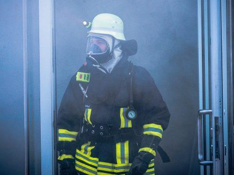 Feuerwehreinsatz. Foto: Pascal Höfig