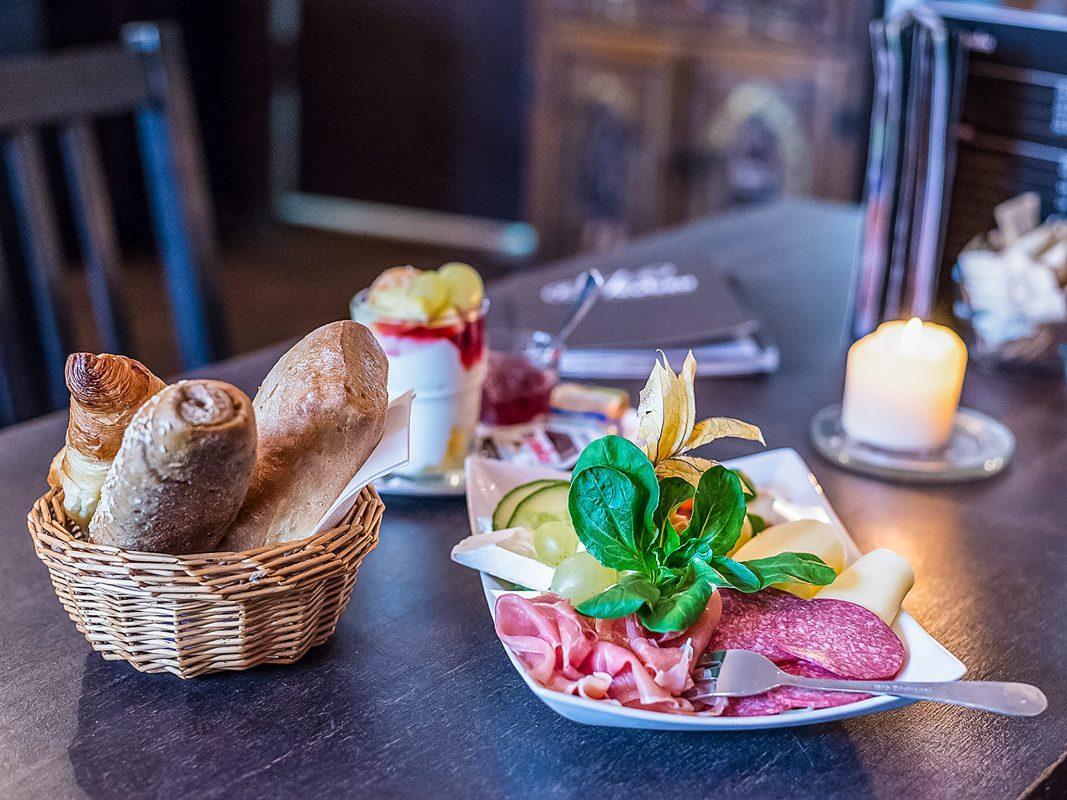 Frühstück. Foto: Pascal Höfig