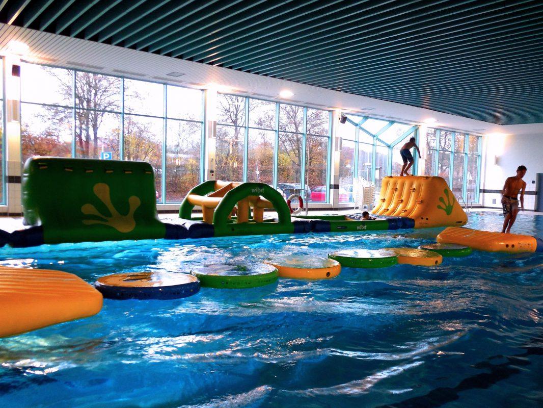 Indoor-Fun-Event im Aquella. Foto: Stadtwerke Ansbach