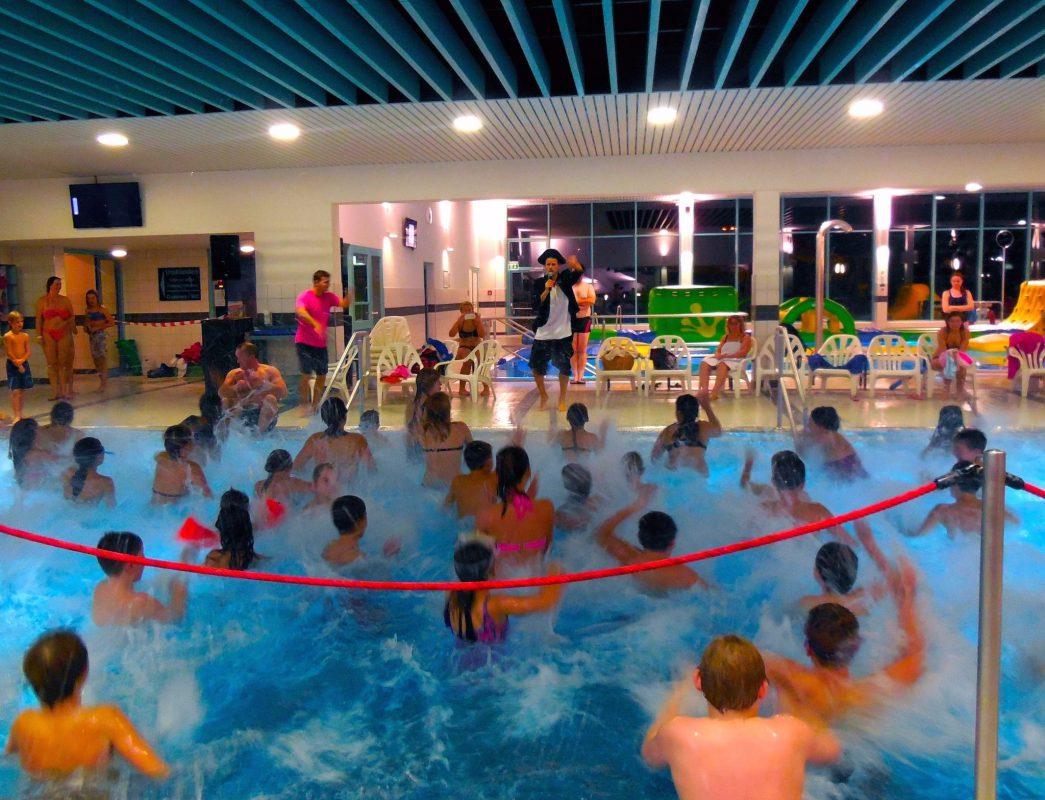 Am 04. November dürfen sich die Kids über ein Indoor-Fun-Event im Aquella freuen. Foto: Stadtwerke Ansbach