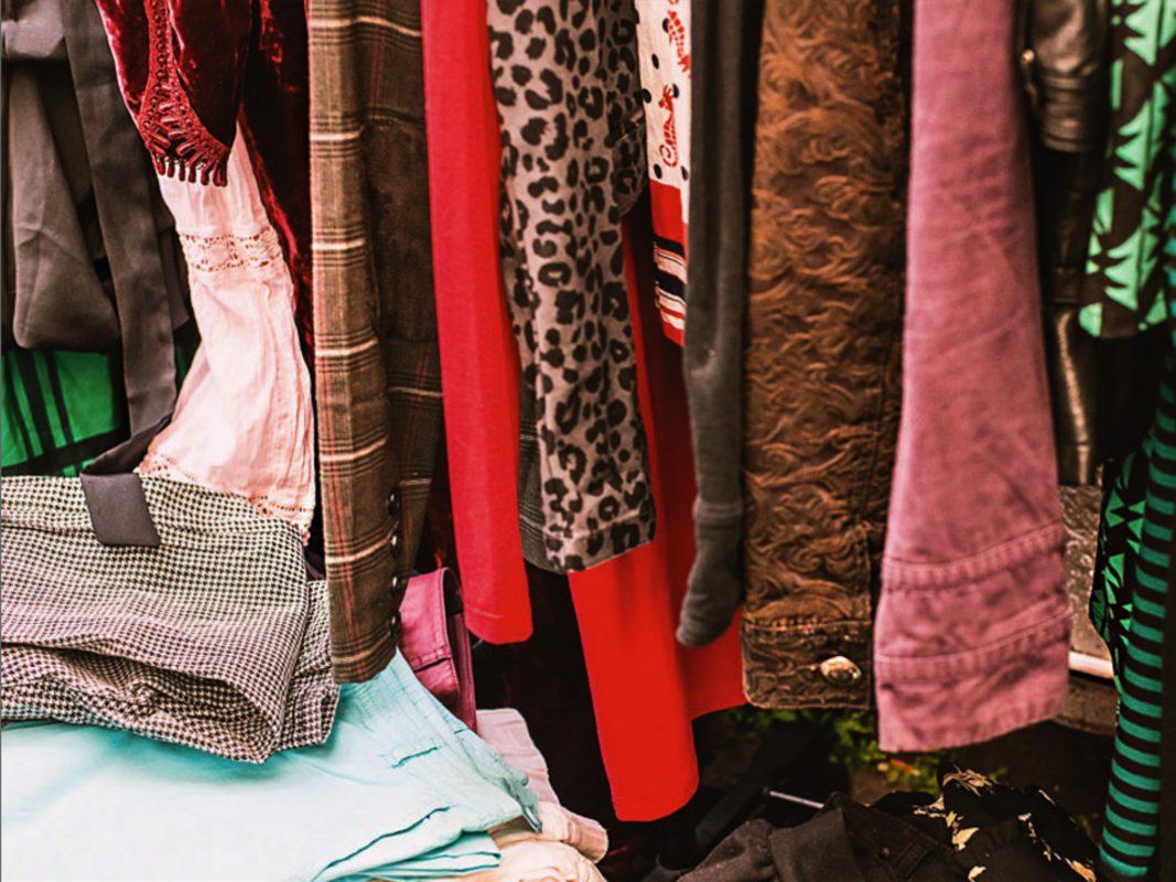 Kleidung. Symbolbild: Pascal Höfig