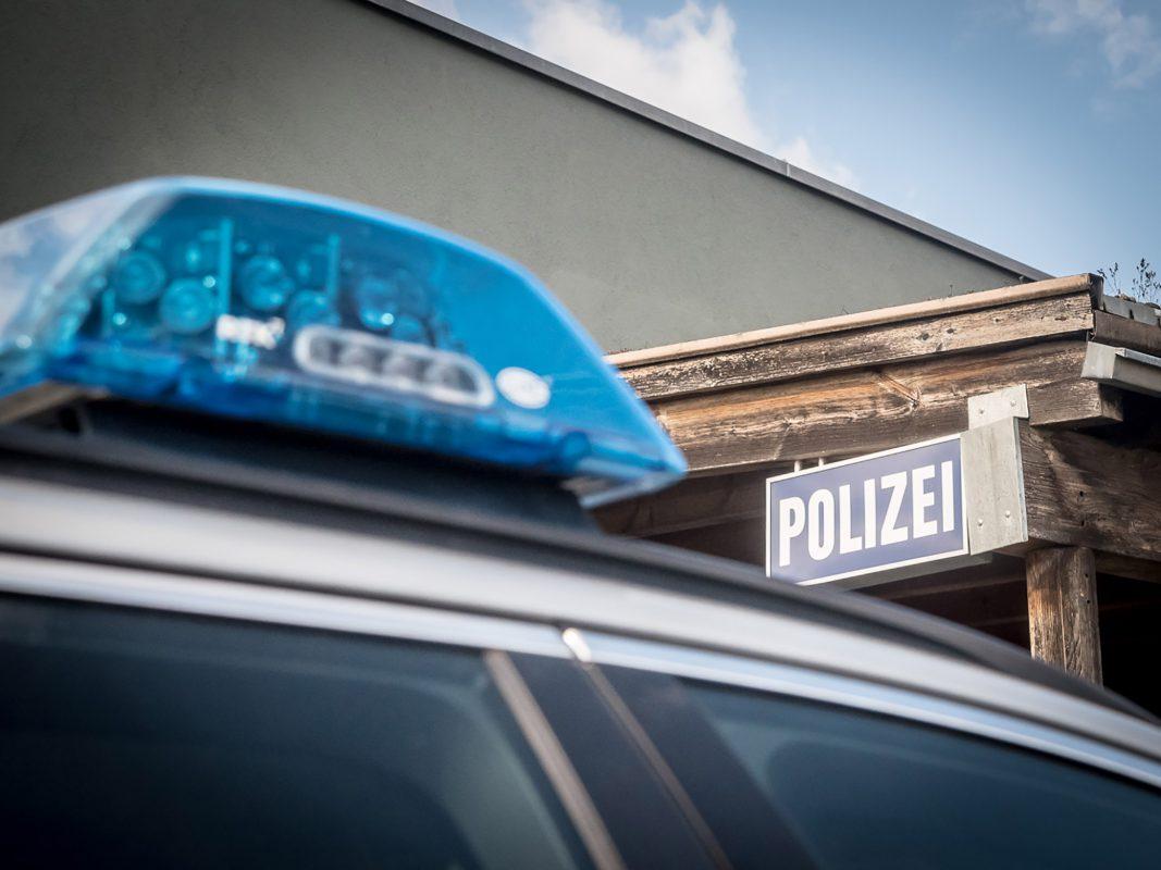 Symbolbild der Polizei. Foto: Pascal Höfig.