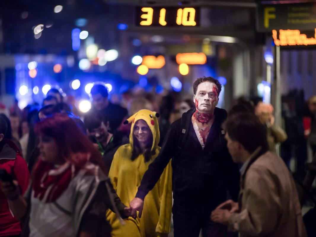 Zombie Walk, Prospega