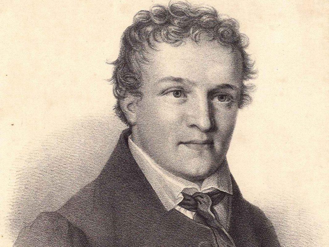 Kaspar Hauser (* angeblich 30. April 1812; † 17. Dezember 1833 in Ansbach) - Foto: Stadtarchiv Ansbach.