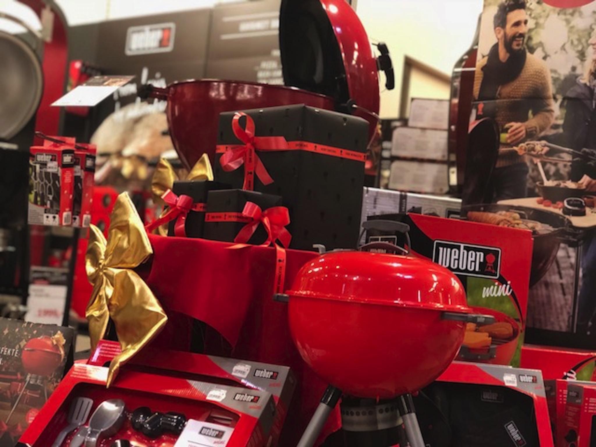 Wunderbare Geschenkideen für das anstehende Weihnachtsfest – das Team der S-Kultur freut sich auf Euch! Foto: S-Kultur