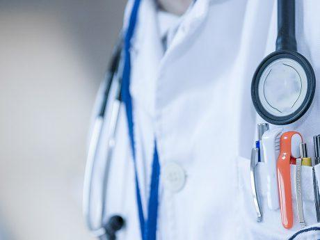 Symbolbild Arzt - Foto: Pascal Höfig.