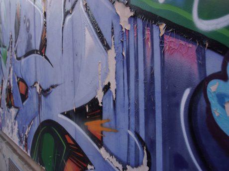 Symbolbild Graffiti. Foto: Barbara Duna.