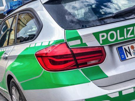 Symbolbild Polizeiauto. Foto: Pascal Höfig.