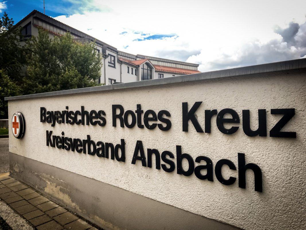 BRK Kreisverband Ansbach. Symbolfoto: Larissa Noack