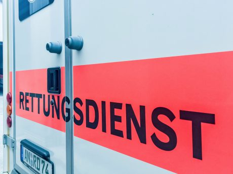 Symbolbild Krankenwagen. Foto: Pascal Höfig.