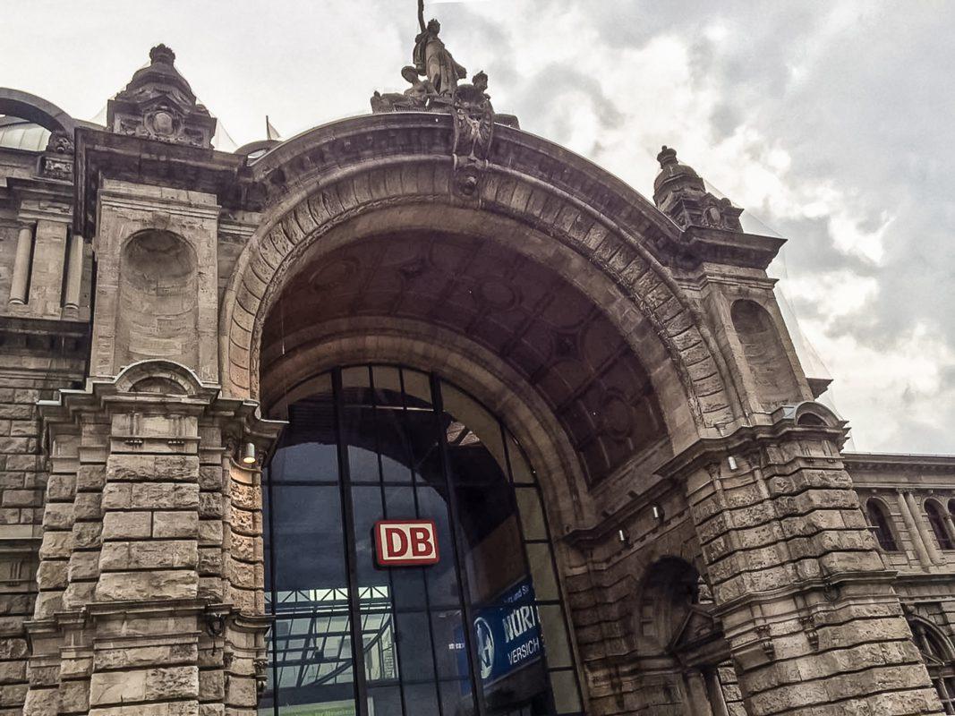 Symbolbild des Nürnberger Hauptbahnhofs. Foto: Pascal Höfig.
