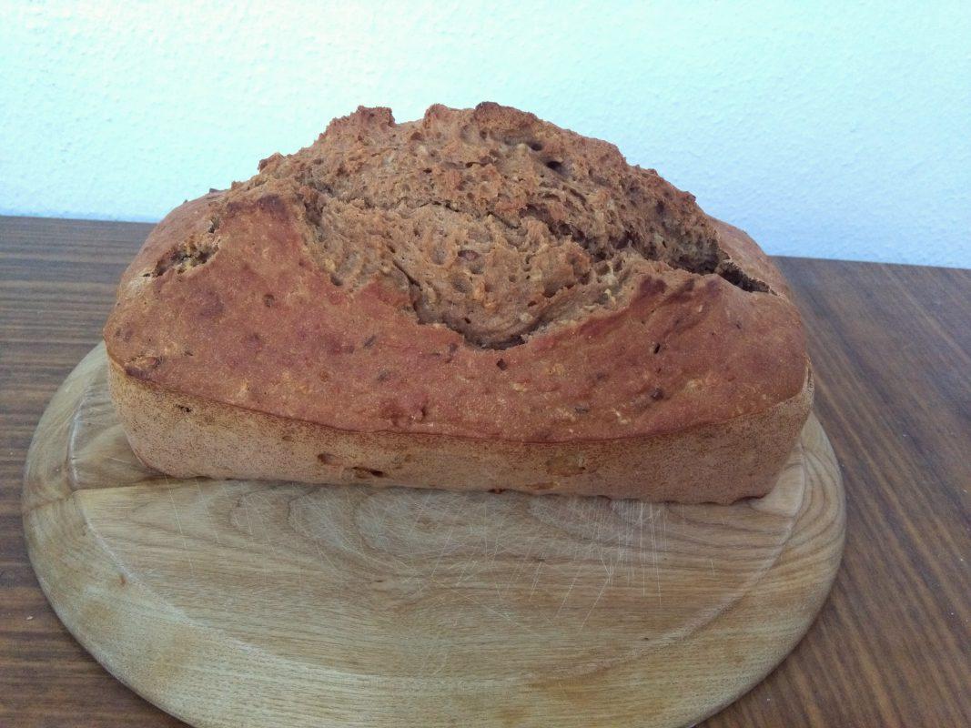 Frisches Brot. Foto: Jessica Wille