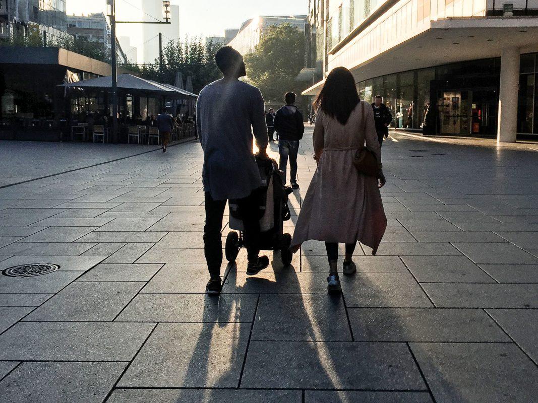 Symbolfoto Familie. Foto: Pascal Höfig