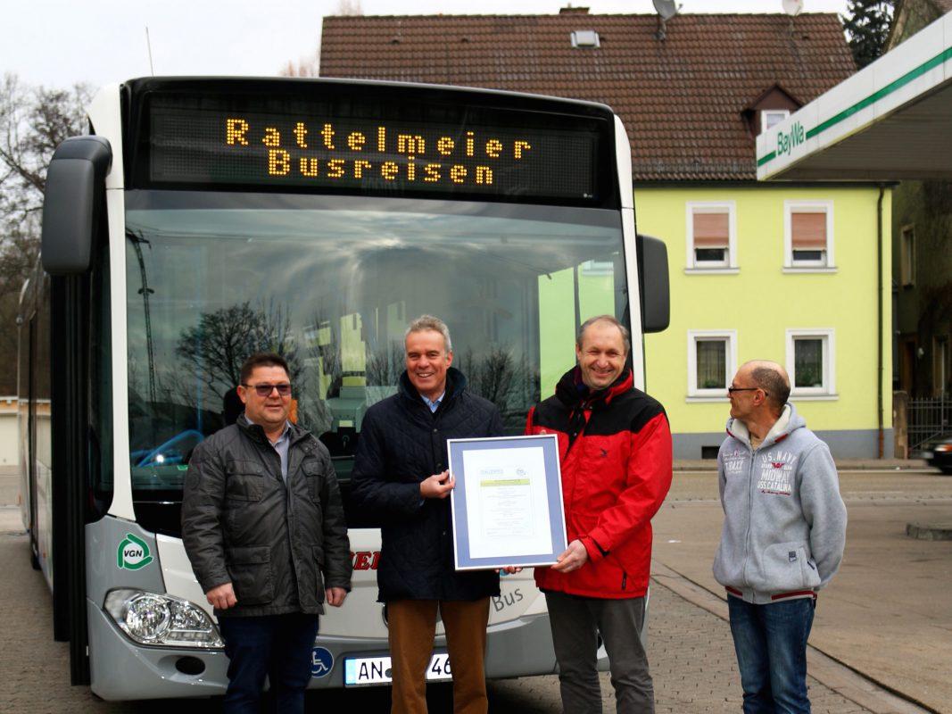 Ab Februar kann in der Bahnhofstraße reines Bioerdgas getankt werden – ein weiterer Schritt der Stadtwerke Ansbach in Richtung mehr Nachhaltigkeit. Foto: Stadtwerke Ansbach