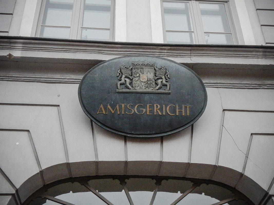 Das Amtsgericht in Ansbach. Foto: Ansbach Plus.
