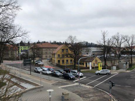 Verkehr in Ansbach. Symbolfoto: Katharina Kraus