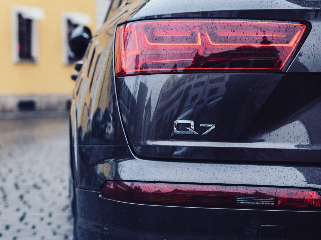 Ein Audi Q7. Symbolfoto: Pascal Höfig