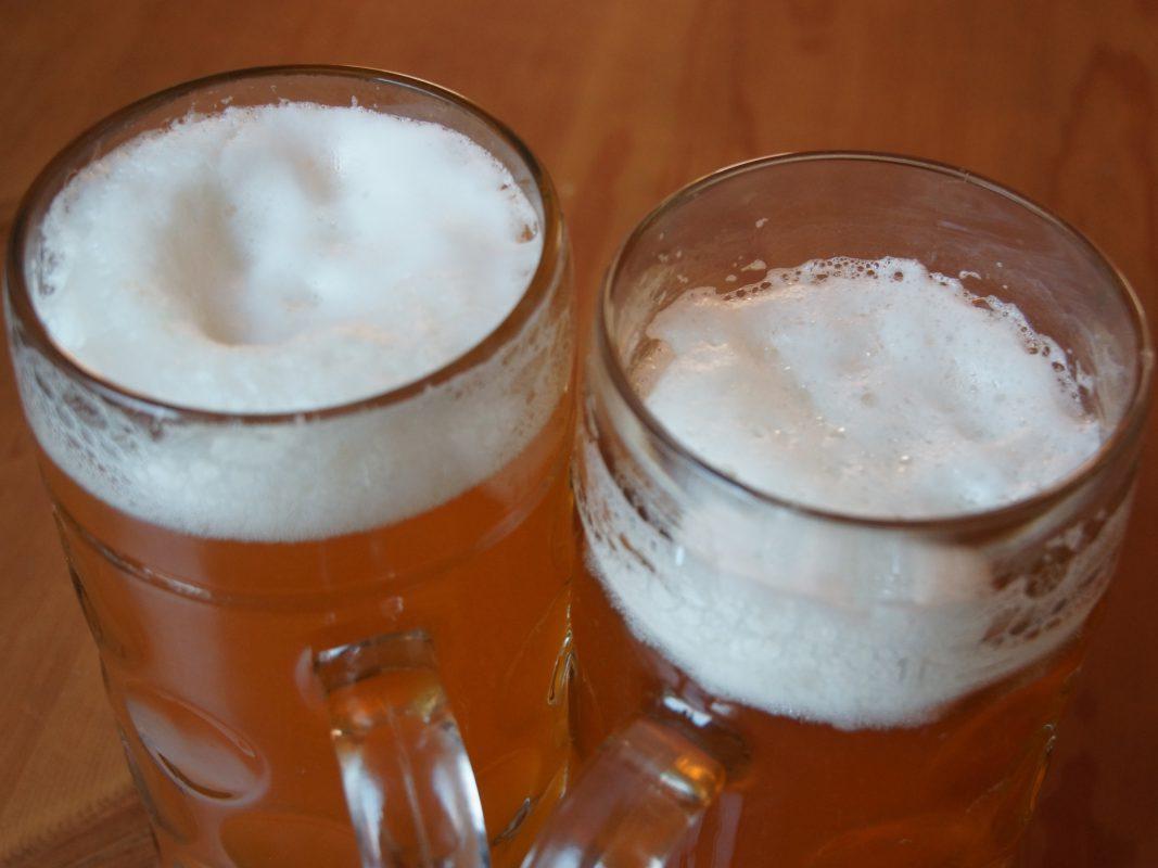 Bier. Symbolfoto: Barbara Duna
