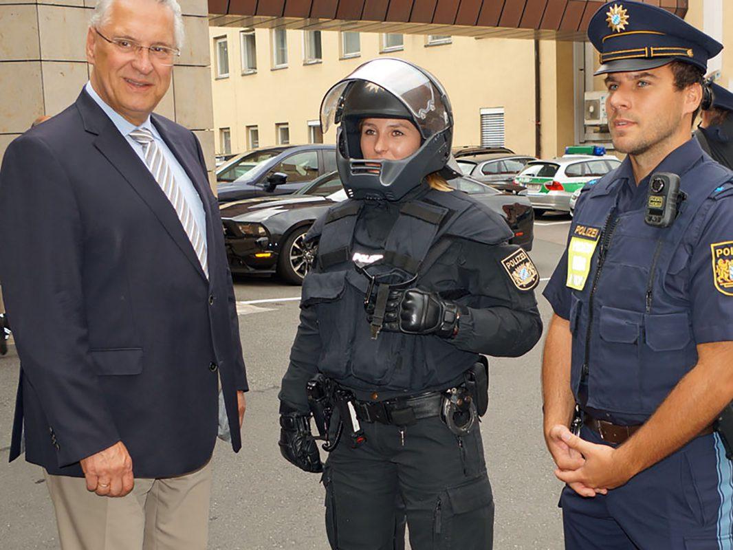 Polizeibericht Bayern