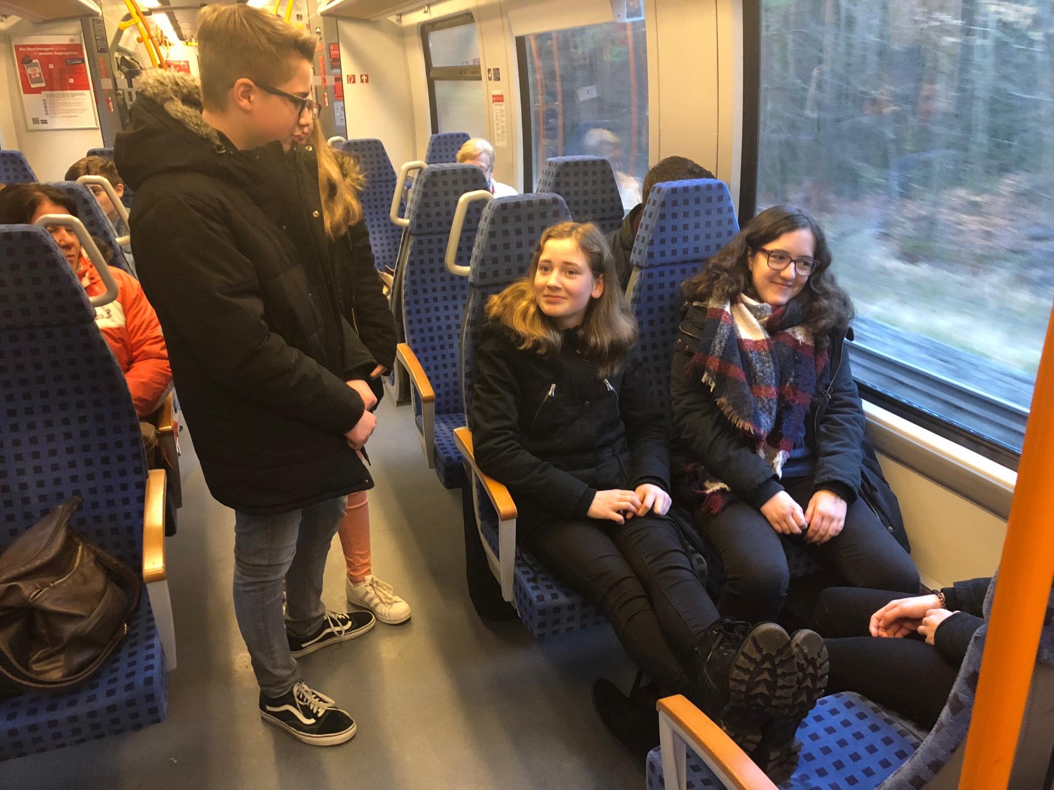 Die Coolrider helfen dabei Konflikte körperlos beizulegen. Foto: VAG-Nürnberg.