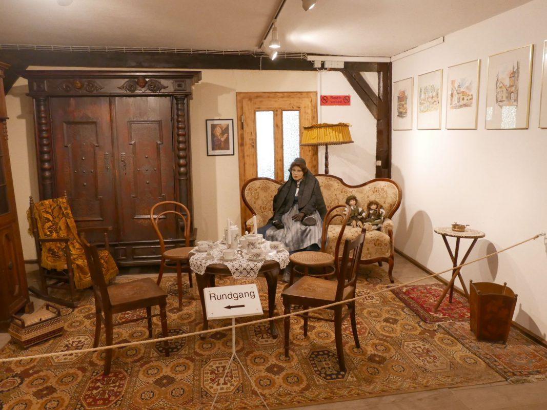 Das Heimatmuseum in Leutershausen macht eine mehrjährige Zwangspause. Foto: Heimatmuseum Leutershausen.