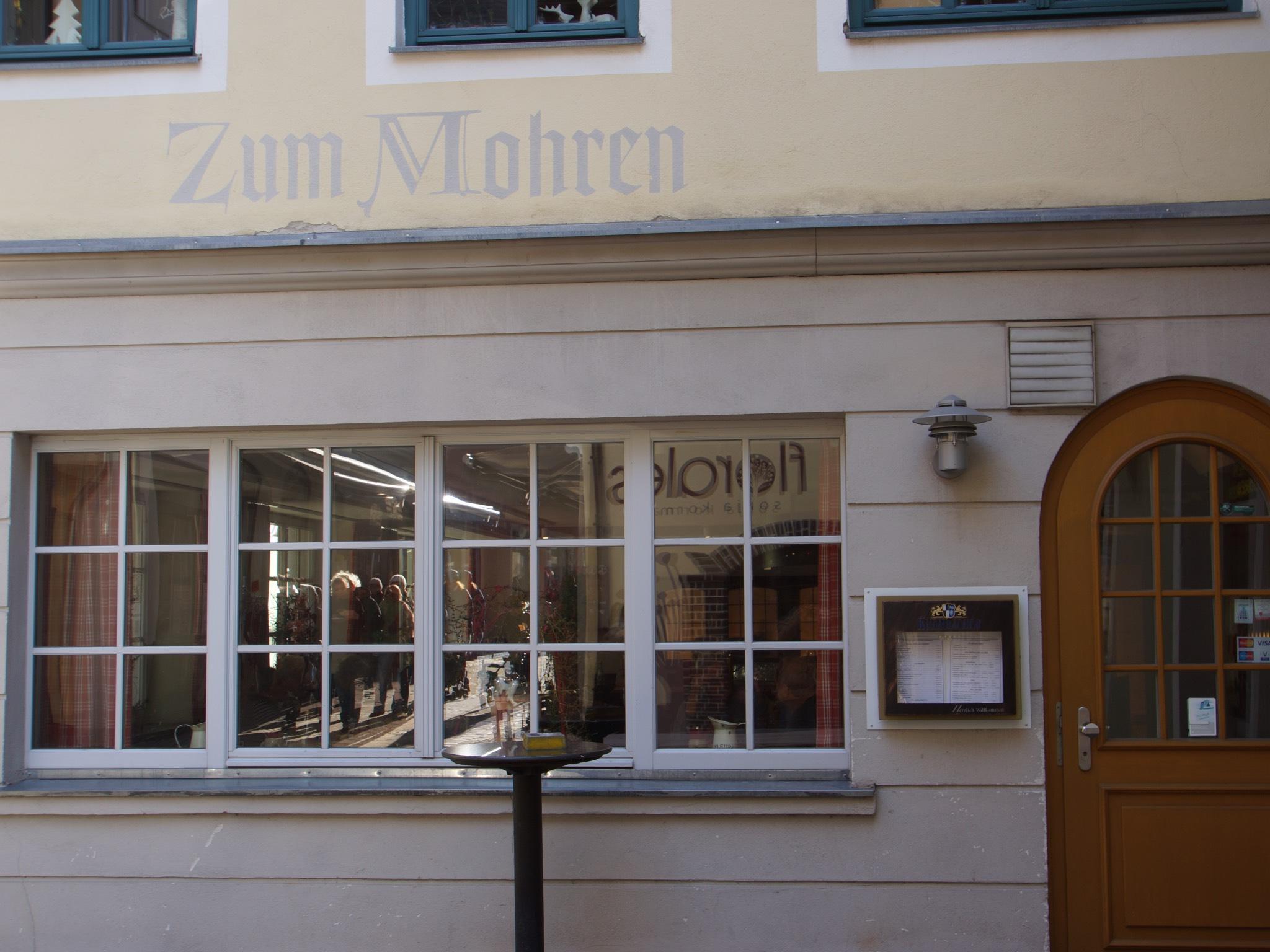 Ist der Name des Gaststätte noch zeitgemäß? Foto: Barbara Duna.