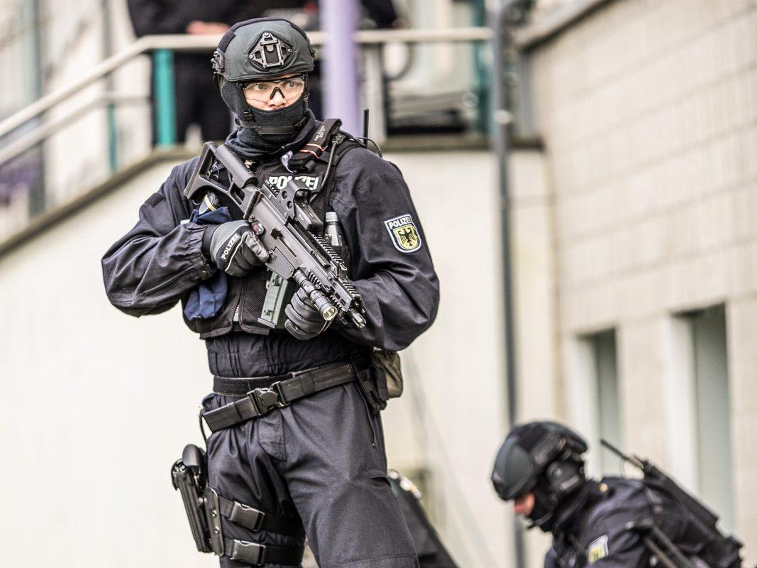 Die BFE+ ist mit jetzt rund 250 Kräften voll ausgebaut. Foto: Bundespolizei