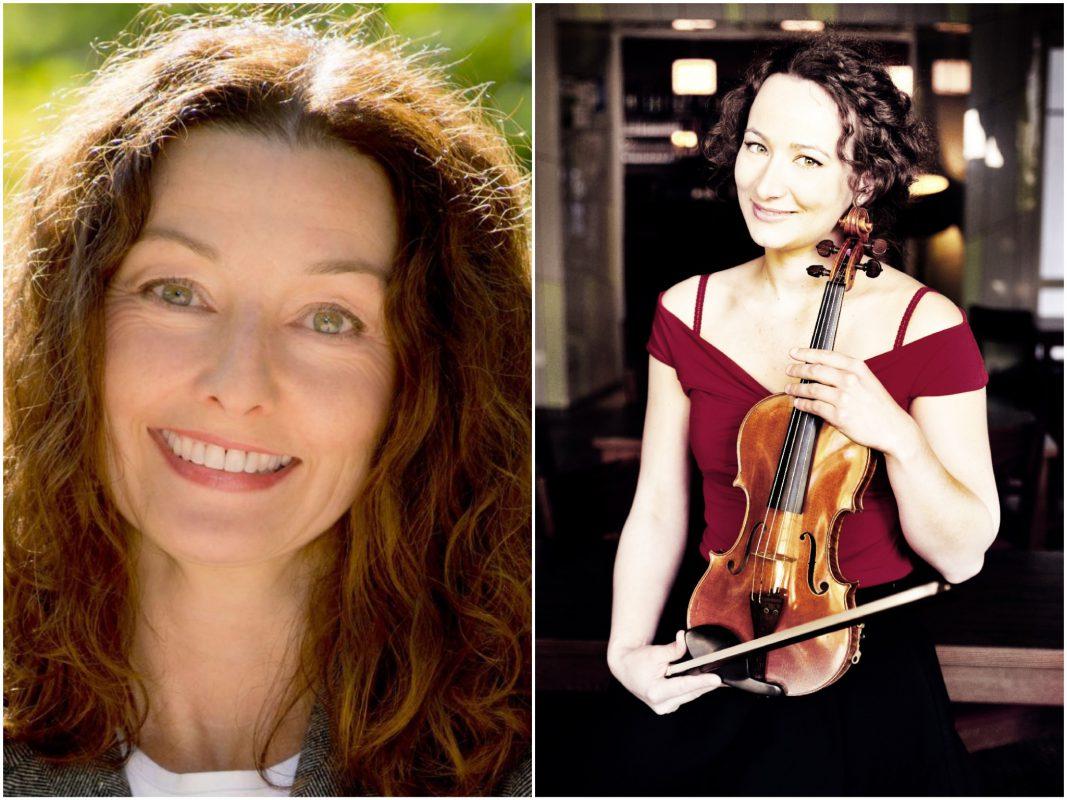 Zwei starke und erfolgreiche Frauen aus unserer Stadt: Carda Seidel (links, Foto: Stadt Ansbach) & Martina Trumpp (rechts, Foto: James Albright).