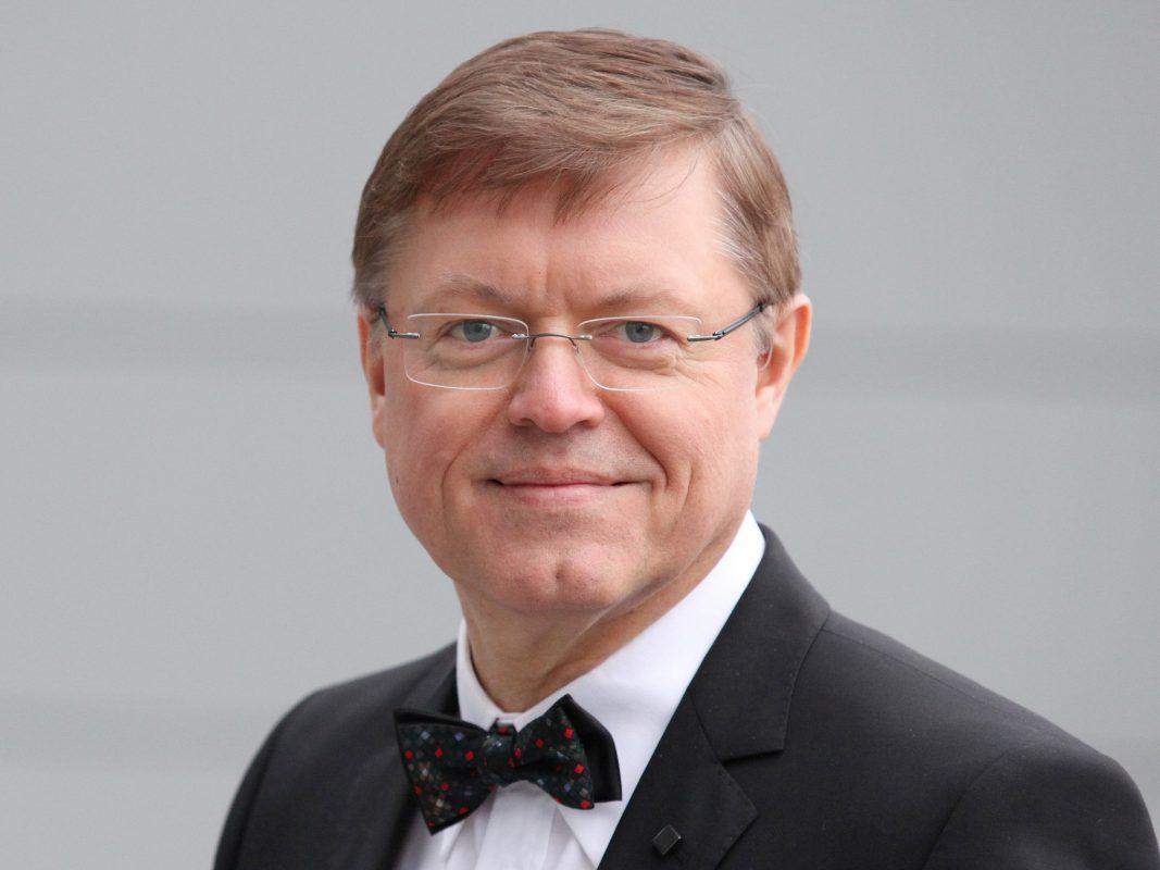 Dr. Gerhard Sontheimer ist seit heute neuer Vorstand von ANregiomed. Foto: Privat.