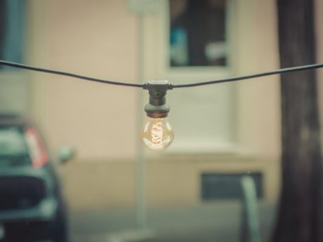 Symbolbild Licht. Foto: Pascal Höfig