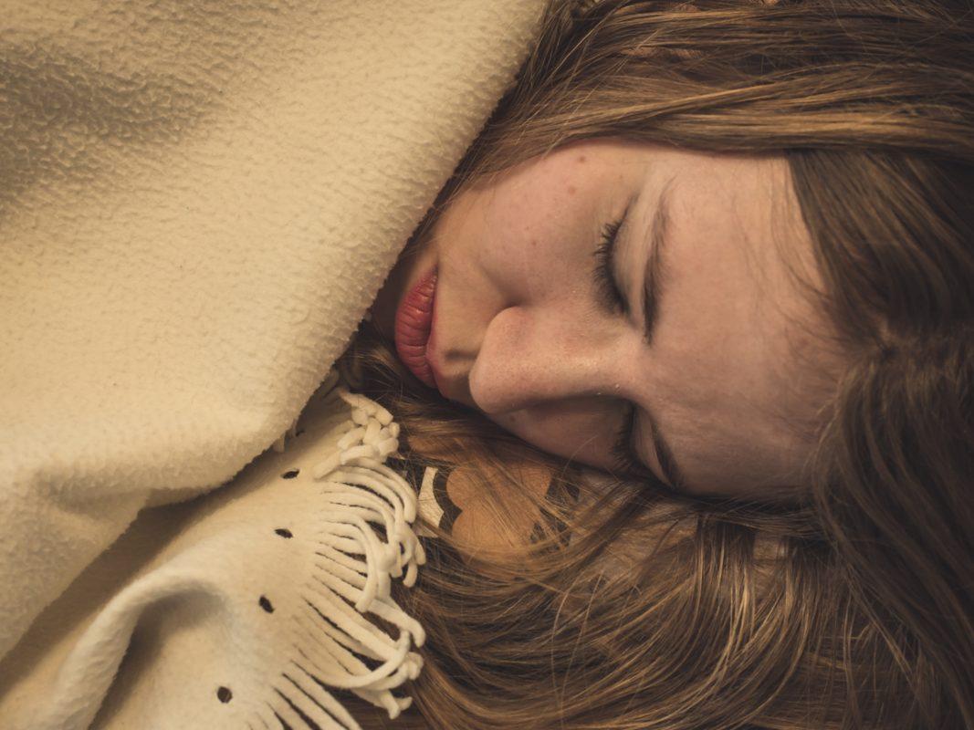 Symbolbild Schlafen. Foto: Pascal Höfig.