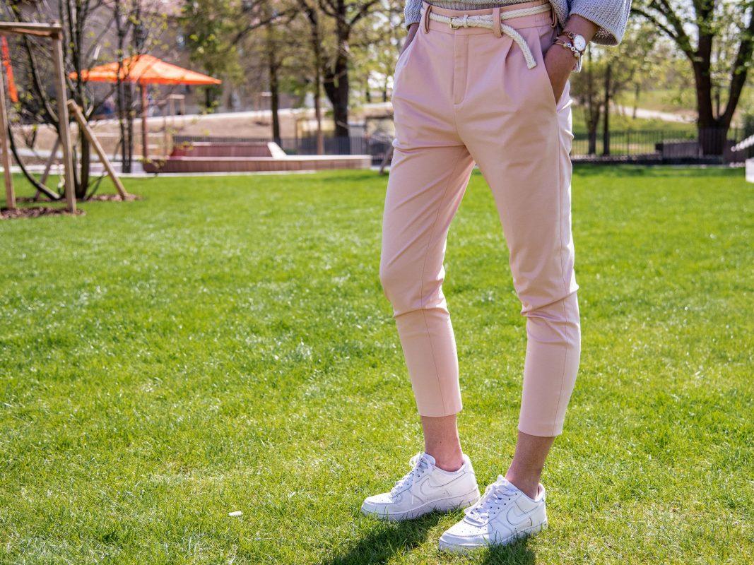 Pastelltöne sind an warmen Tagen besonders angesagt. Foto: Pascal Höfig