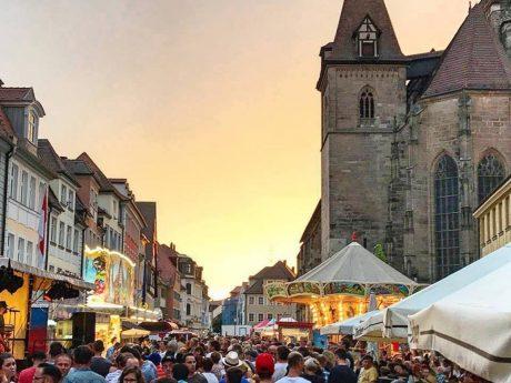 Das Altstadtfest im vergangenen Jahr. Foto: Tejas Ghetia.